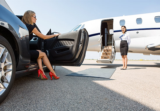 The Private Jet Charter